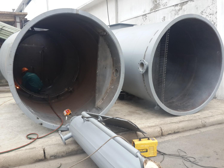 Cung cấp và lắp đặt thiết bị hoà tan muối - NM hoá chất Việt Trì